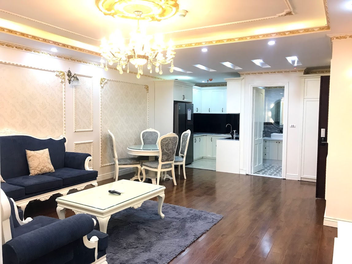 Reasonable price apartment for rent in D'. Le Roi Soleil Tay Ho